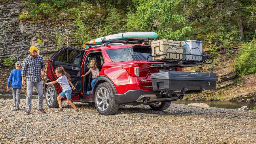 Yakima Debuts Double-Decker EXO Cargo Holder For Your Hitch