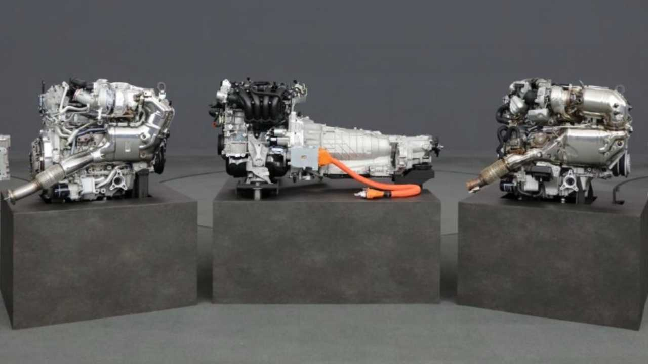 New Mazda Engines