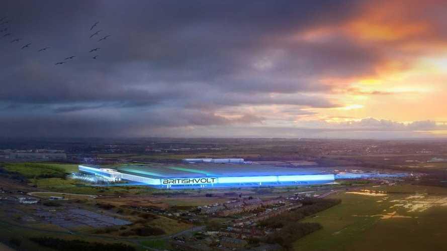 Britishvolt selects site for its first battery gigaplant