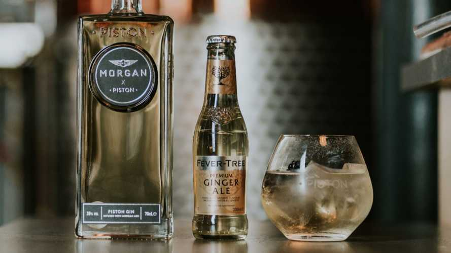 Morgan creates gin infused with wood normally reserved for cars