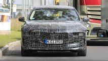 BMW 7 Series Electric spy photos