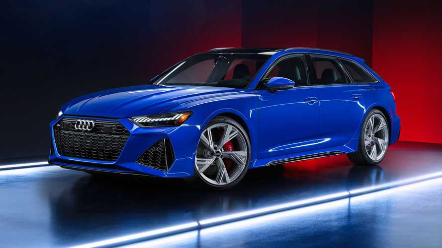 2021 Audi RS6 Avant RS Tribute Edition celebrates the RS2 Avant