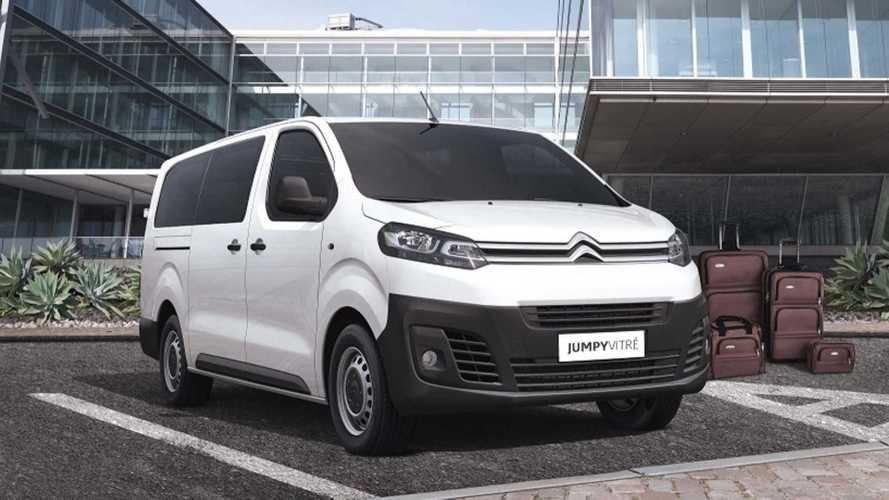 Citroën Jumpy Vitré chega com maior versatilidade por R$ 138.290