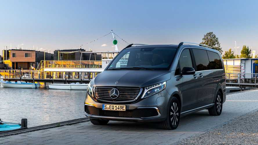Mercedes-Benz EQV DC Fast Charging Analysis