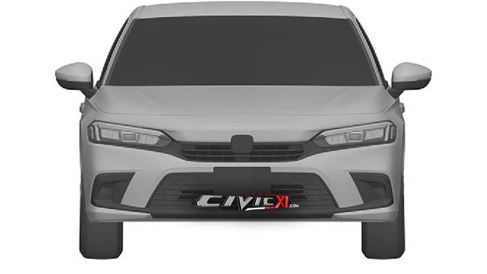 honda-civic-11th-generation-design-trademark-front