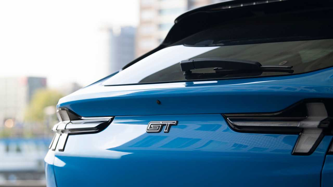 Ford Mustang Mach-E GT Orders Start April 28th