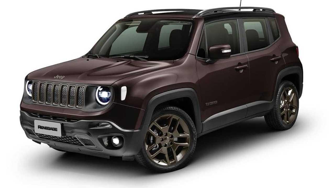 2021 Jeep Renegade Bronze Edition