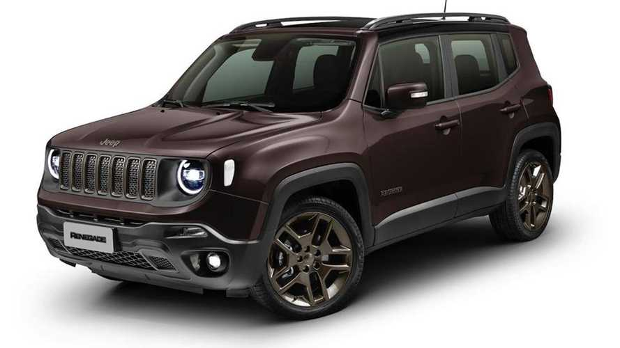 2021 Jeep Renegade Bronze Edition Brings A Splash Of Brown To Mexico