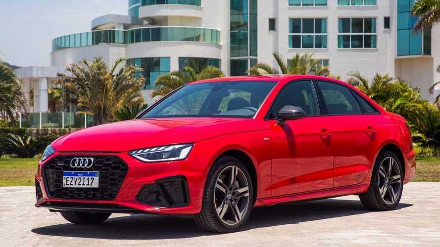 Audi A4 2021 - Brasil