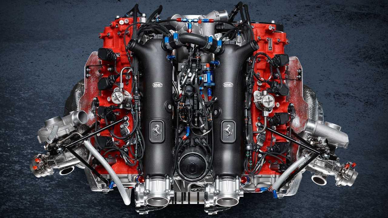 Ferrari 488 Gt Modificata Radikalist Für Die Rennstrecke