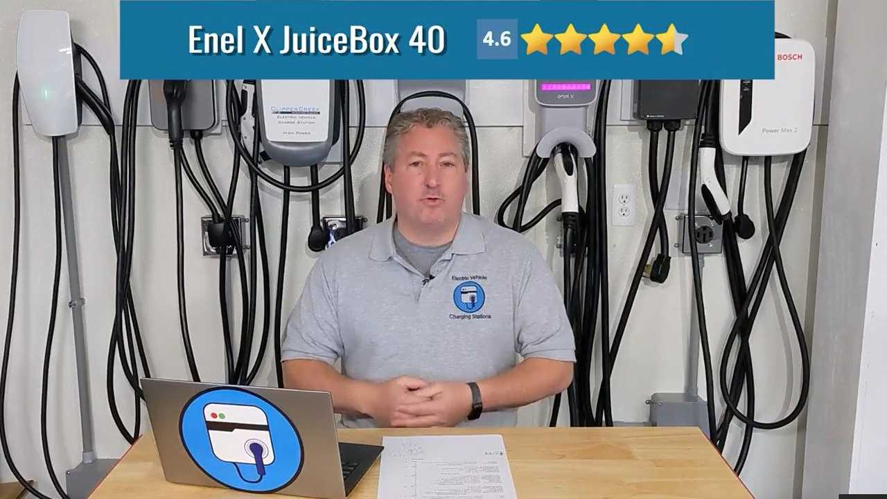 Enel-X JuiceBox review