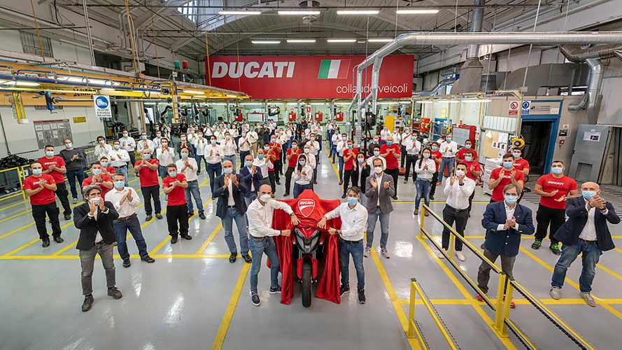 New 2021 Ducati Multistrada V4 Gets Adaptive Cruise Control