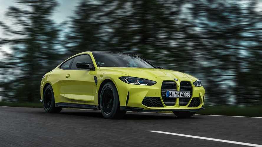 Disfruta del BMW M4 Competition rodando en Nürburgring, en vídeo