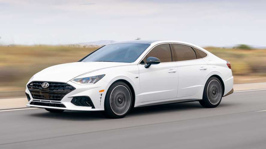 2021 Hyundai Sonata N Line Pricing Starts At $33,200