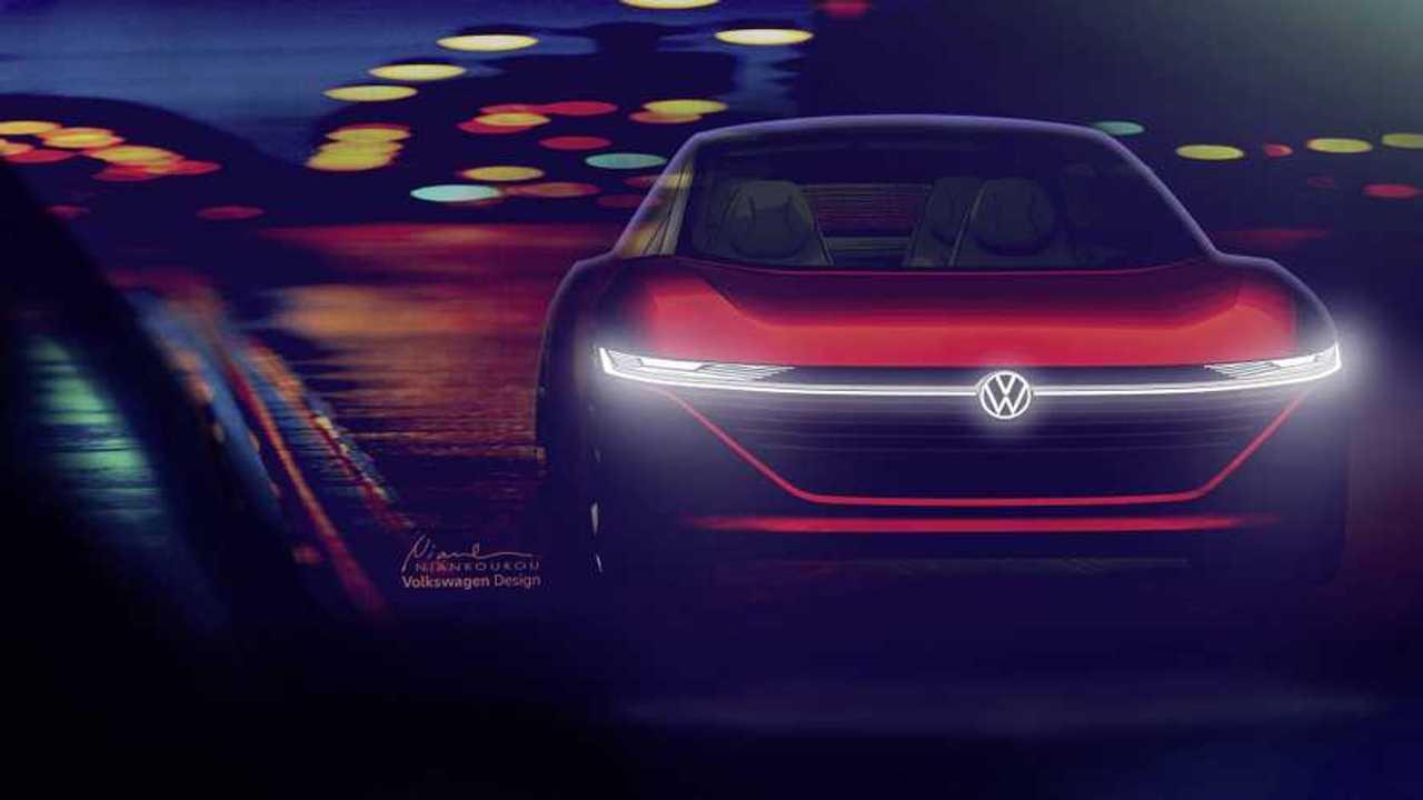 Copertina Volkswagen testa auto a guida autonoma in Cina