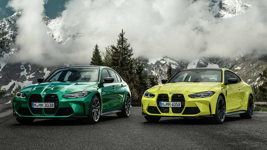 2021 BMW M3 And M4 Revealed: Aggressive Looks, 503 HP, And A Manual