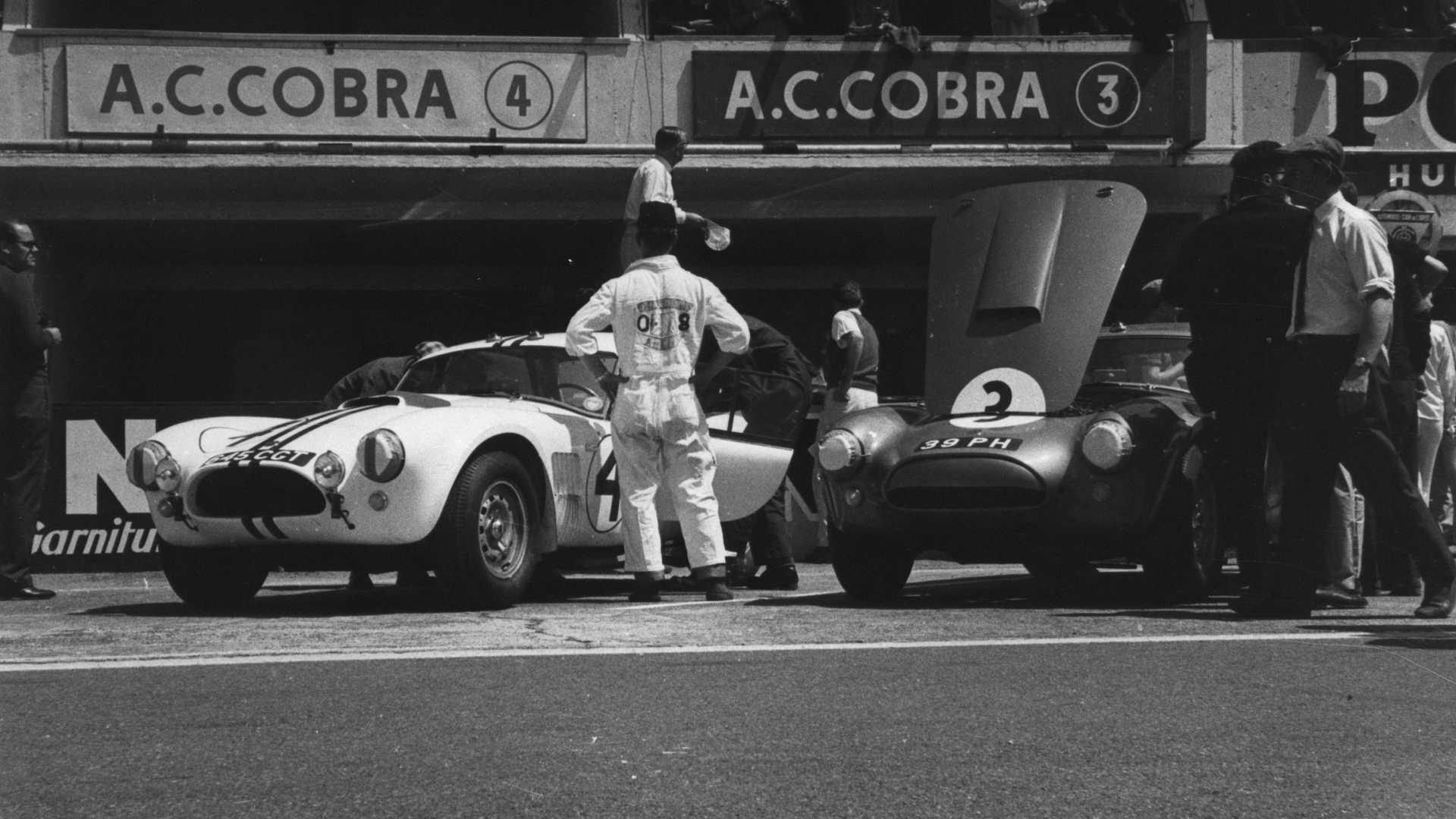 AC Cobra Le Mans Electric Announced