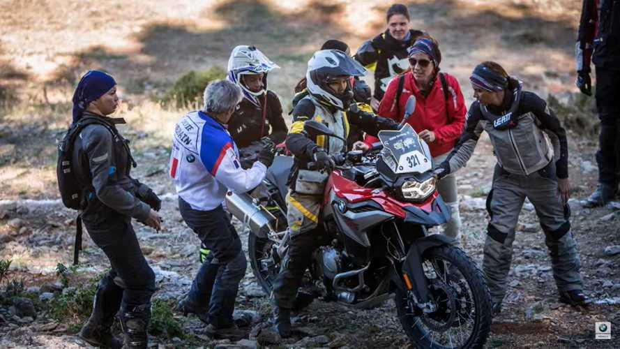 2022 BMW Motorrad International GS Trophy Will Go To Albania