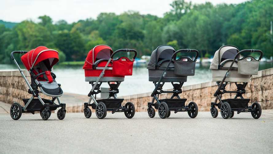 Mercedes-AMG, bu kez de bebek pusetleri ile karşımızda