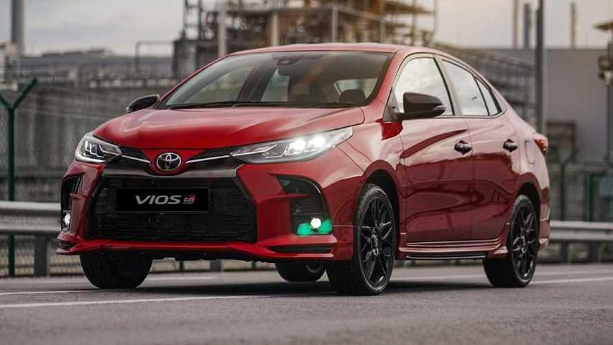 Novo Toyota Yaris GR-S é revelado com CVT de 10 marchas e adianta versão nacional
