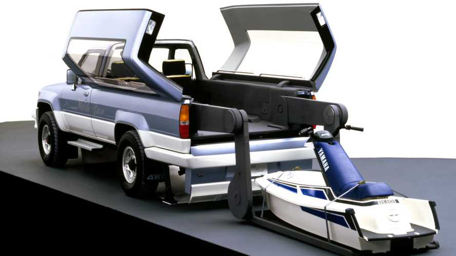 Why Can't You Buy A Pickup Truck With A Motorcycle Lift?