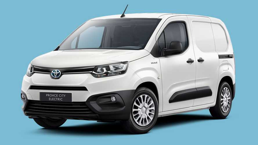 Toyota Proace City Electric (2021)