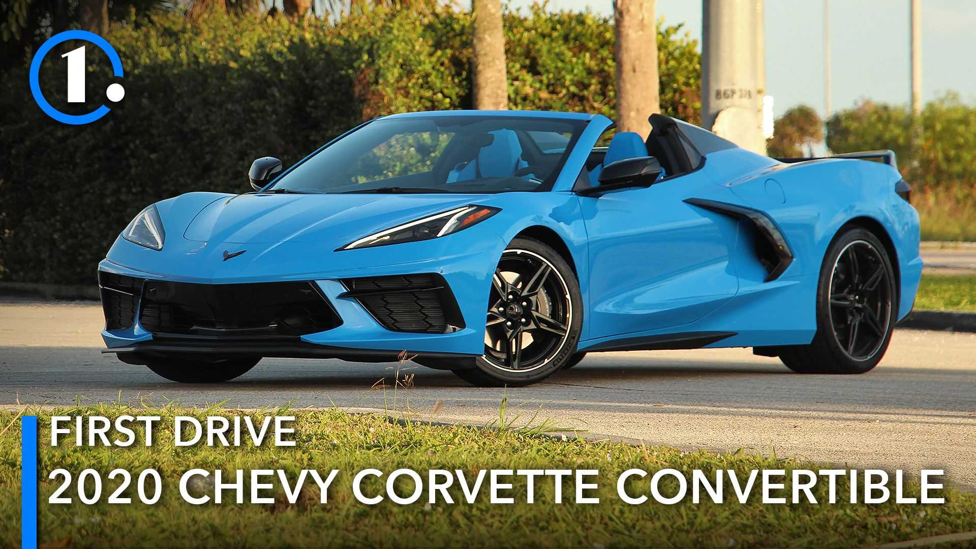 2020 Chevrolet Corvette Convertible First Drive Review: Sky's The Limit