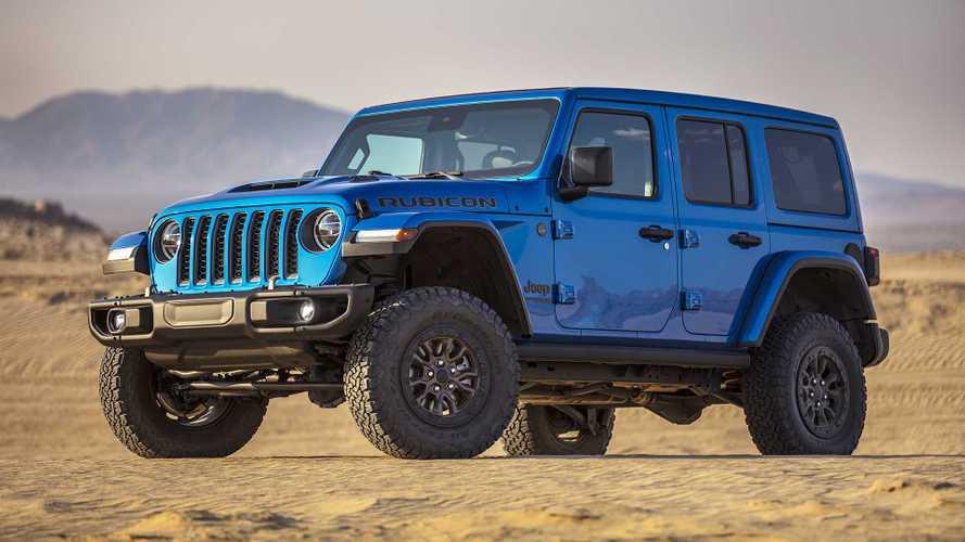 """Jeep Wrangler Rubicon 392, il fuoristrada """"terribile"""" col V8 da 477 CV"""