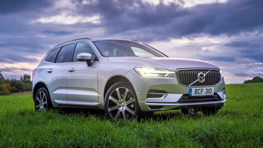 Volvo electrifies entire XC60 line-up with mild and plug-in hybrids
