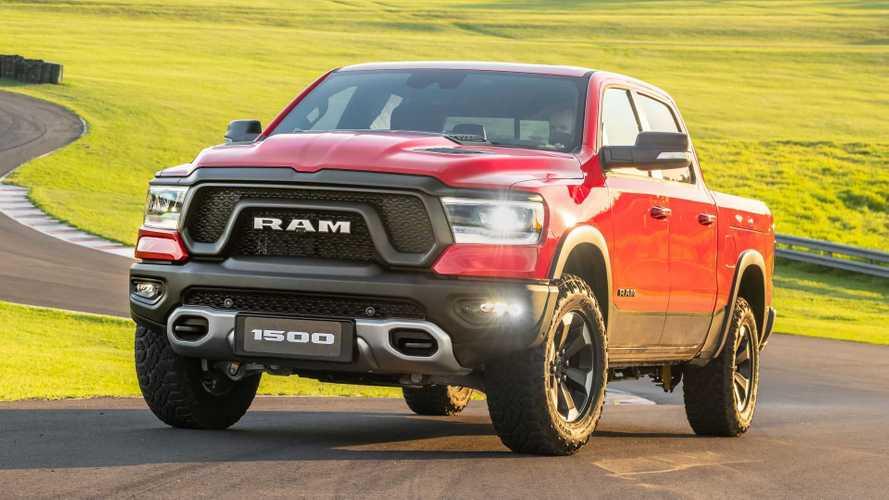 Primeiras impressões: RAM 1500 Rebel é superpicape com pegada de carro esportivo