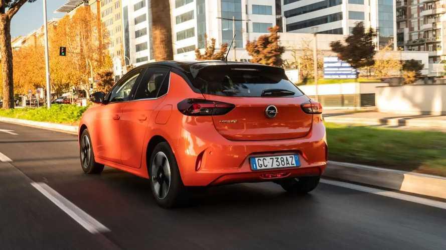 Opel Corsa-e, la prova del Garage di InsideEvs