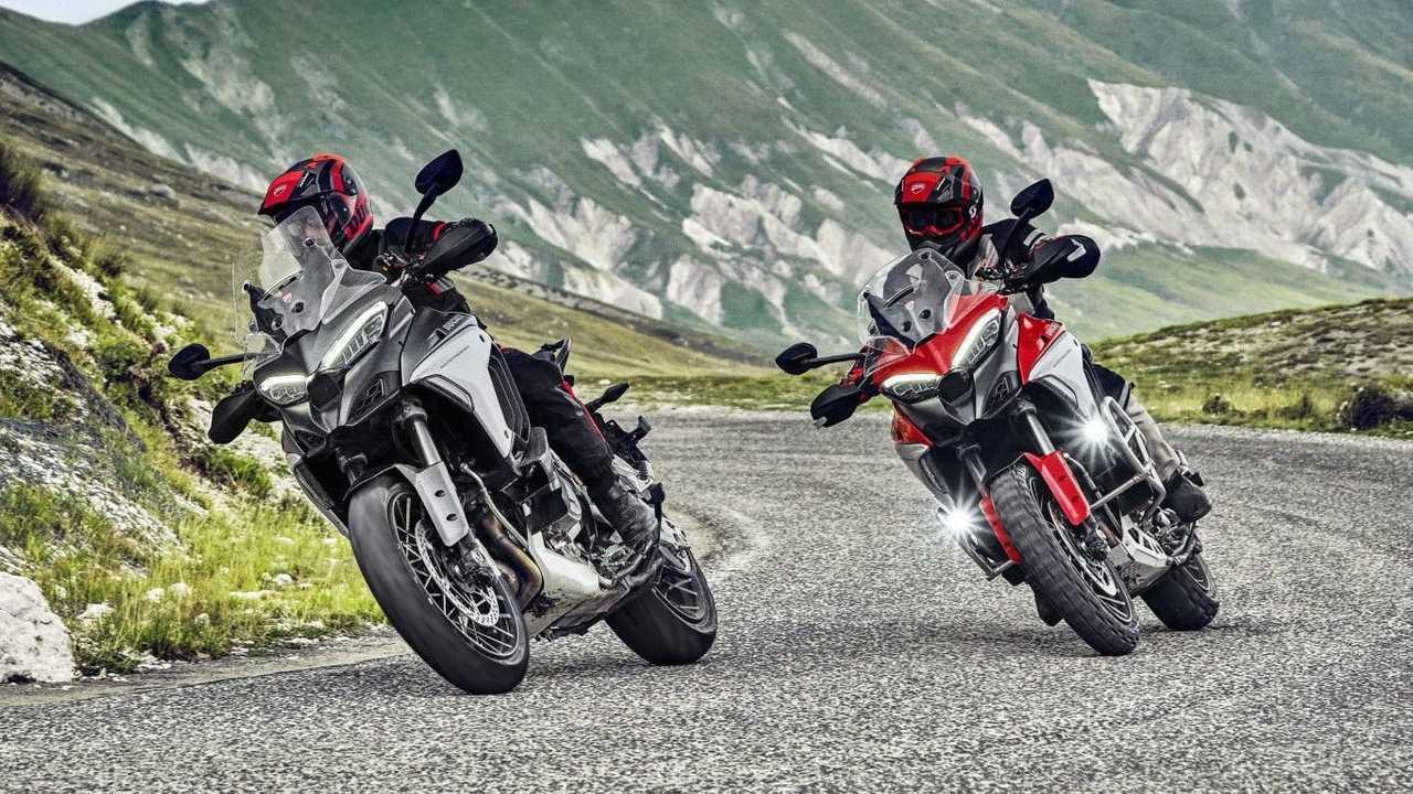 Ducati Multistrada V4 - Main