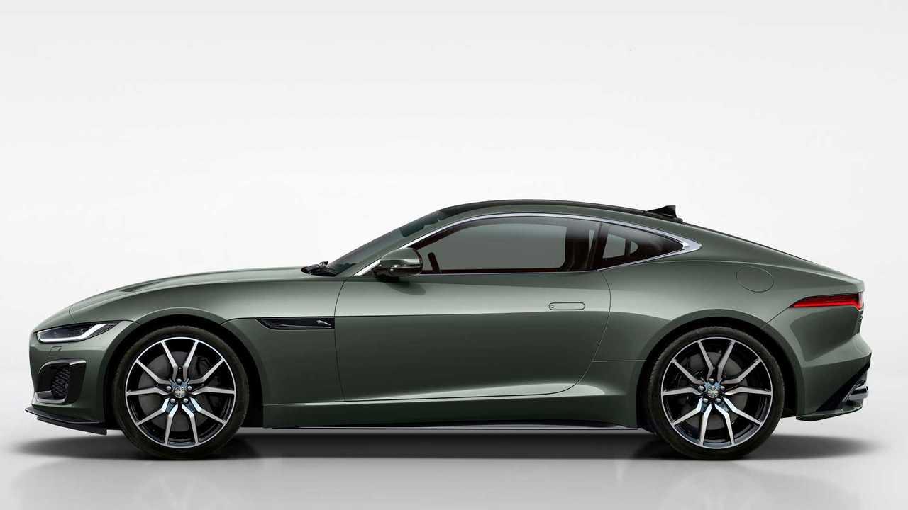 Jaguar F-Type Heritage 60 (2021)
