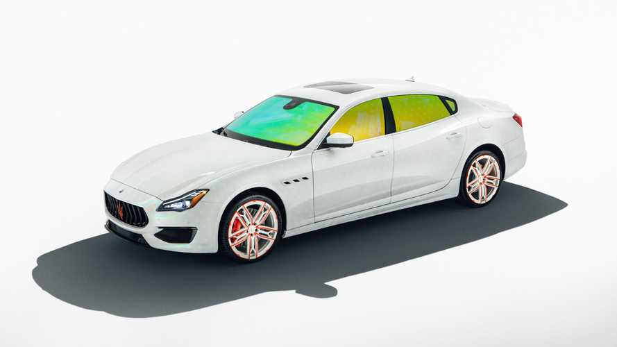 Maserati Quattroporte One-Off Series Unica (2020)