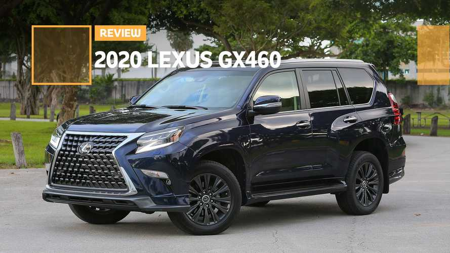 2020 Lexus GX 460 Review: Simple, Charming, Stupid
