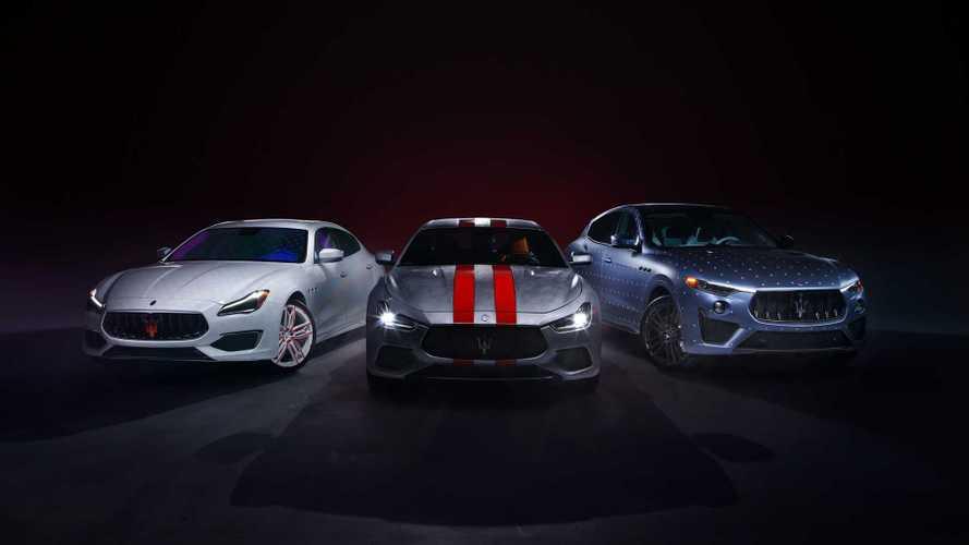 Maserati Fuori Serie, tre one-off inaugurano il tailor made del Tridente