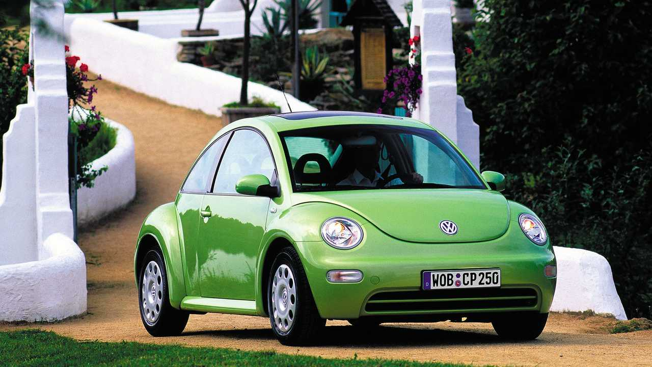 VW New Beetle (1997-2010)