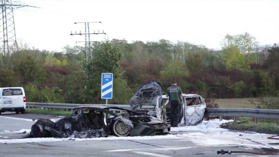 Illegális gyorsulás okozta egy ártatlan autós halálát (videó)