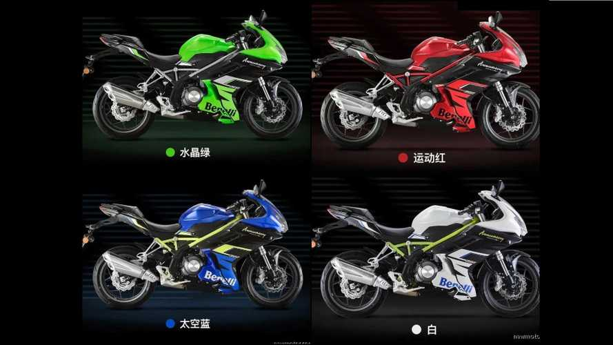 Benelli 302R Anniversary Edition, la piccola sportiva (per la Cina)