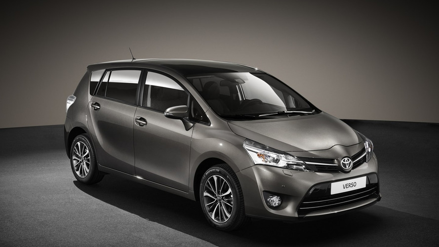 Toyota Verso adds standard Safety Sense for 2016MY