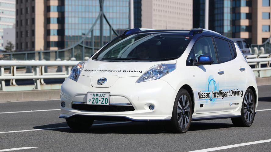 Renault-Nissan to launch 10+ vehicles with autonomous drive technology
