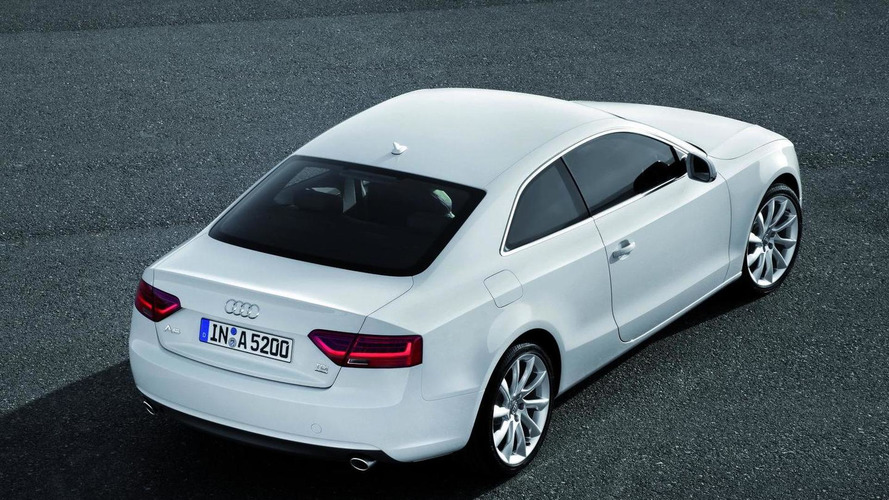 Next-gen Audi A5 to go on a 100 kg diet and lose V8 engine - report
