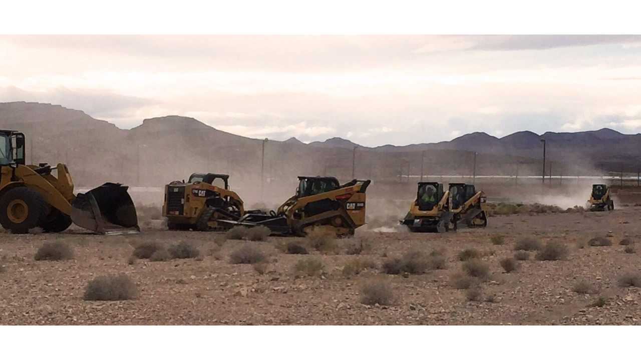 Work Stops On Faraday Future's Nevada EV Factory Over Non-Payment