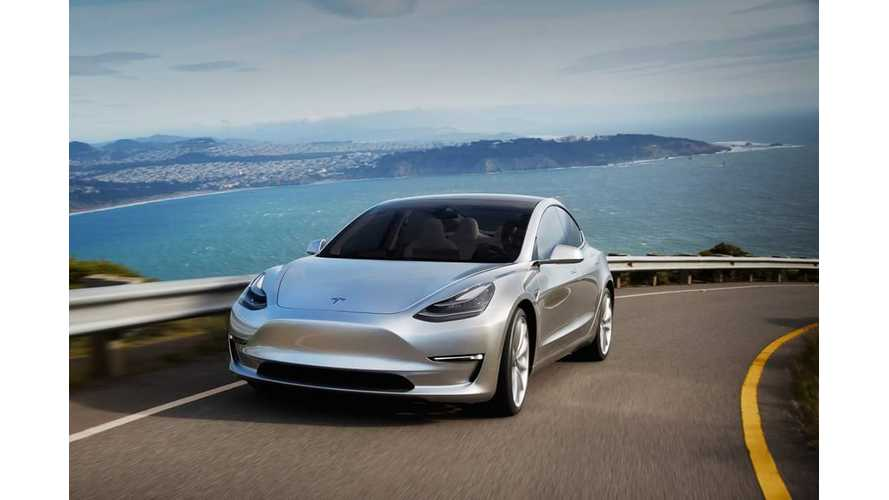 Elon Musk: Tesla Model 3 Could Generate $20 Billion In Annual Revenue