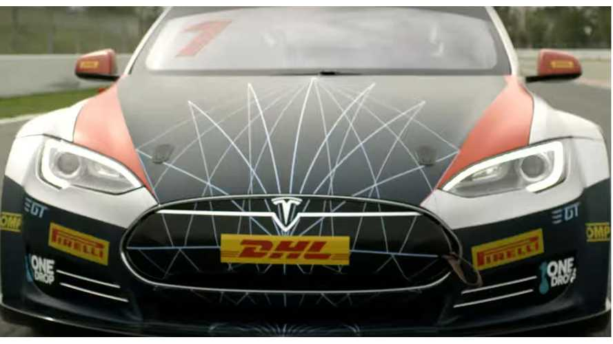 Electric GT Releases Videos Of Race-Ready Tesla Model S