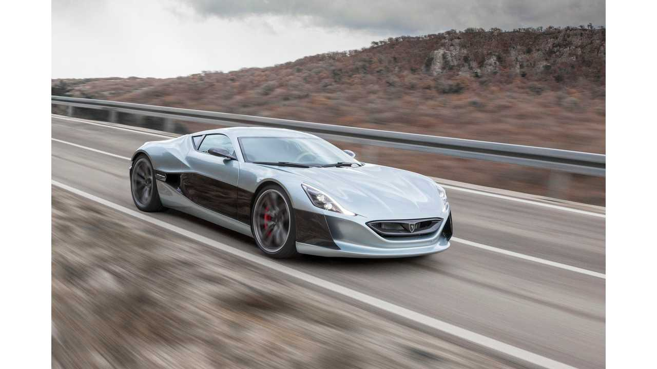 This Is How Rimac Automobili Tests Its 200 MPH+ Electric Supercar - Videos