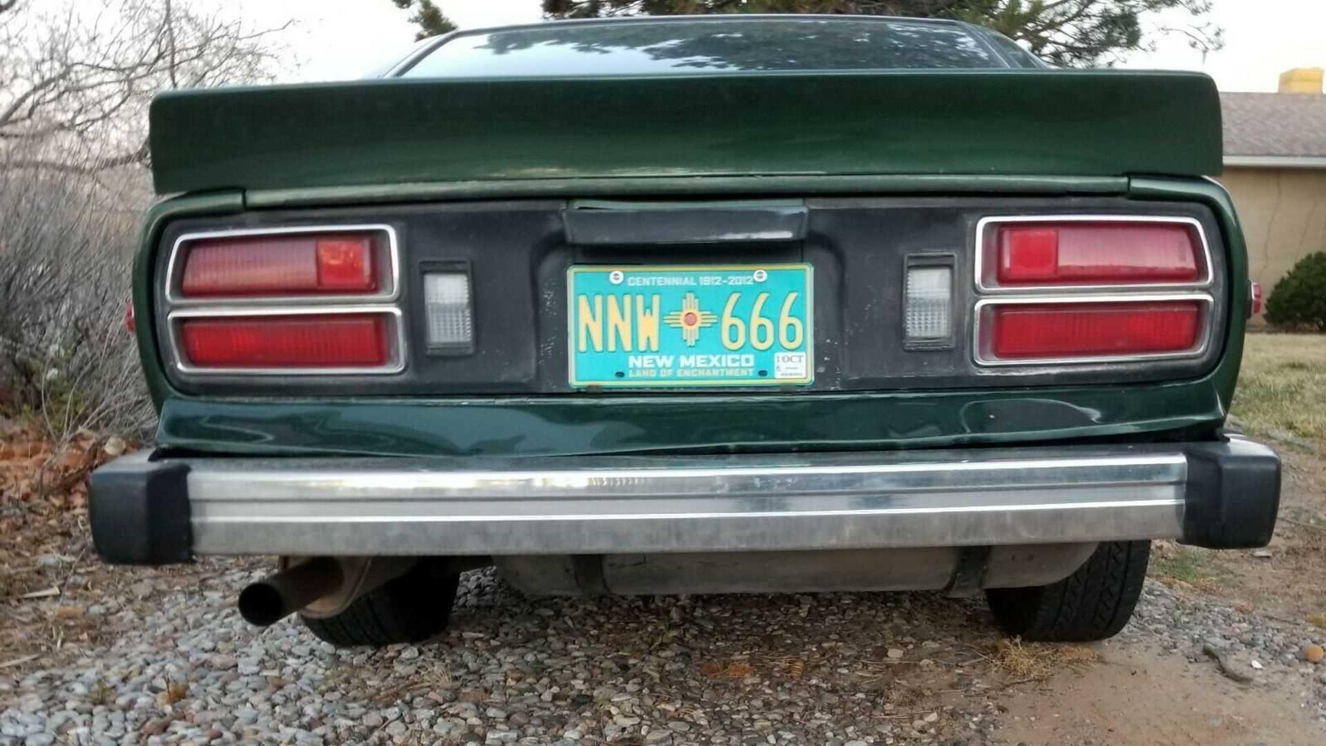 "[""1978 Datsun 280z""]"