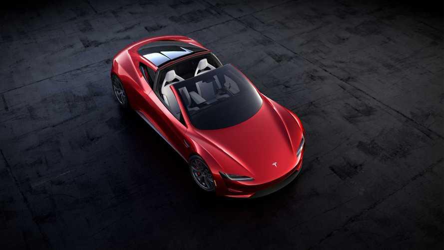 Supercars Beware: New Tesla Roadster Compared To Bugatti Chiron