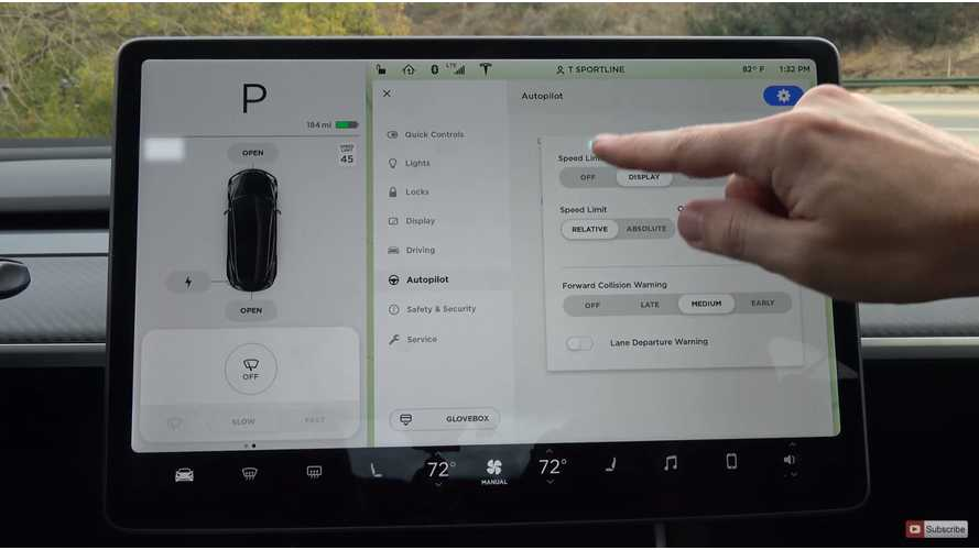Tesla Model 3 Finally Gets Radio, Trip Meter In Latest Software Update