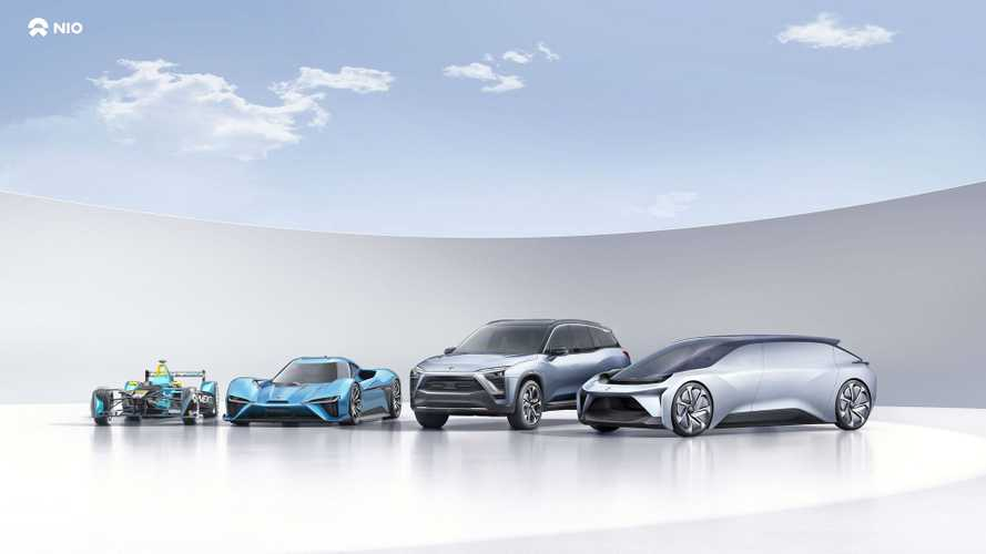 NIO Is Pursuing Up To $2 Billion For U.S. IPO